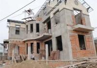 Phần thô và phần hoàn thiện nhà phố
