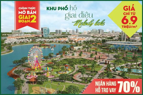 Đông Tăng Long mở bán giai đoạn 2