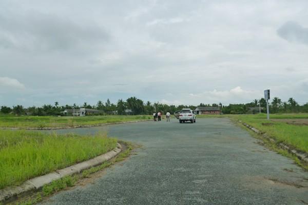 Hạ tầng dự án Đông Tăng Long, bán đất nền